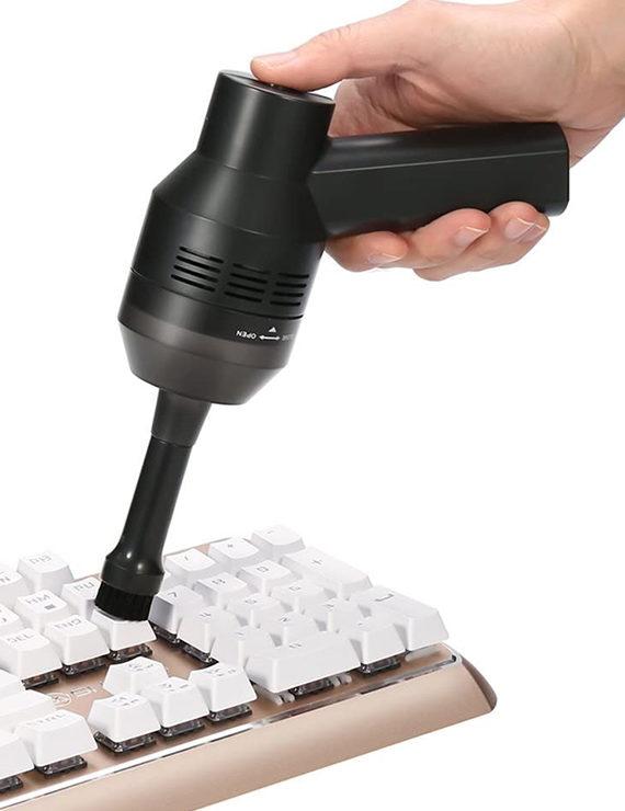 máy hút bụi cầm tay mini siêu nhỏ gọn