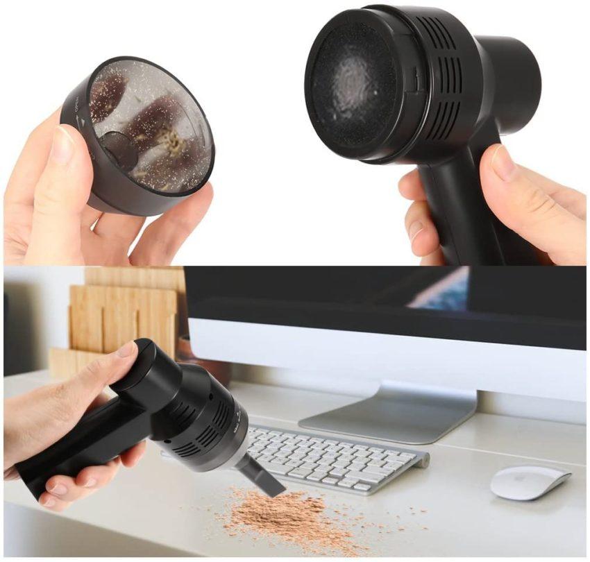 máy hút bụi mini cầm tay nhỏ gọn