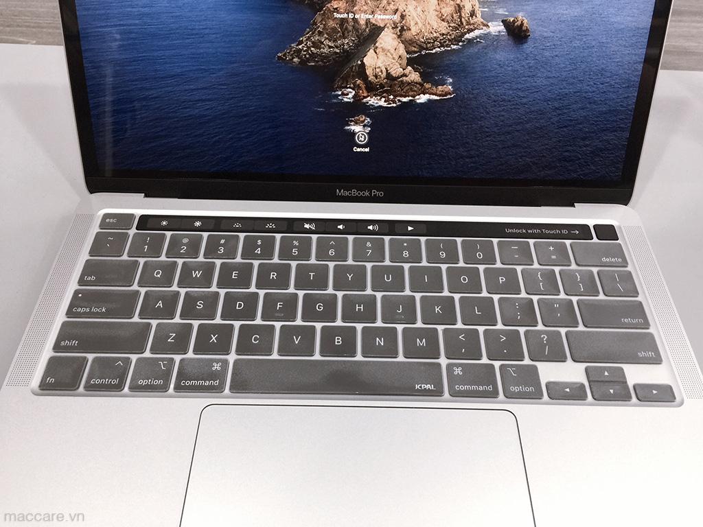 phủ phím macbook pro 2020