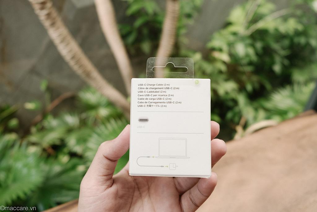 cáp sạc macbook usb-c 100w