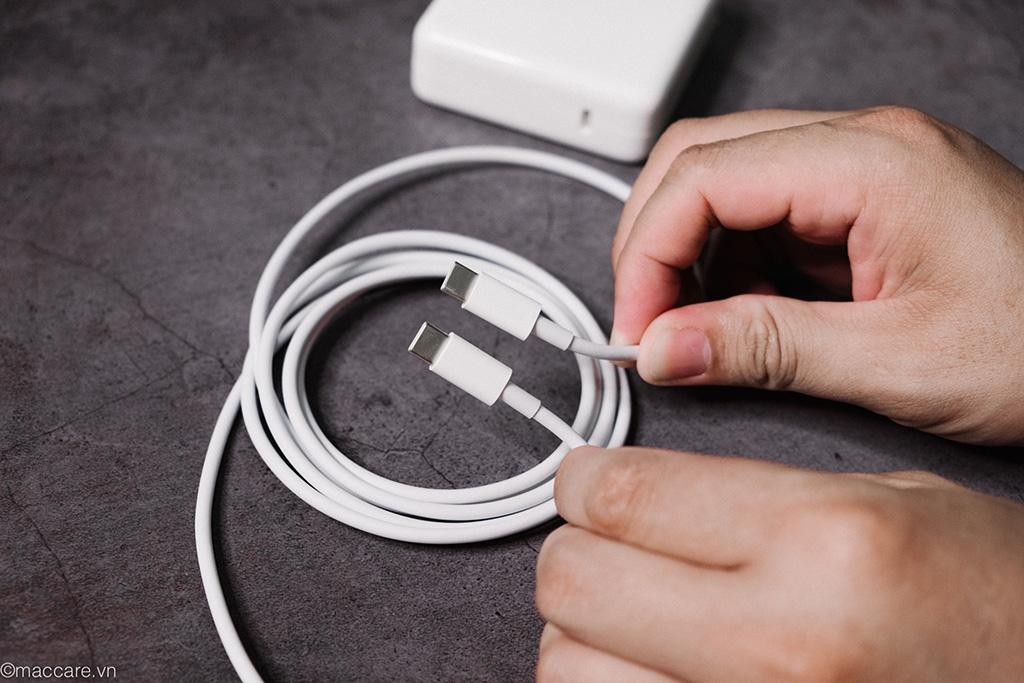 dây cáp sạc macbook usb-c