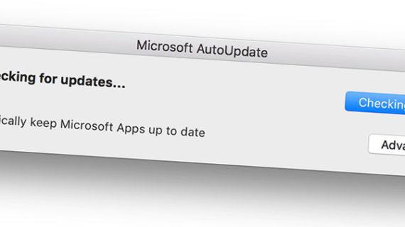 Cách xoá Microsoft AutoUpdate trên Mac