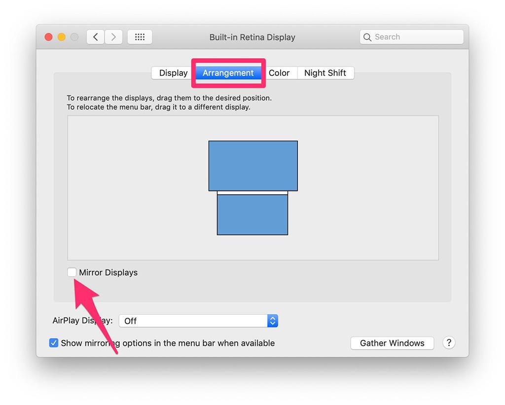 kết nối macbook với máy chiếu