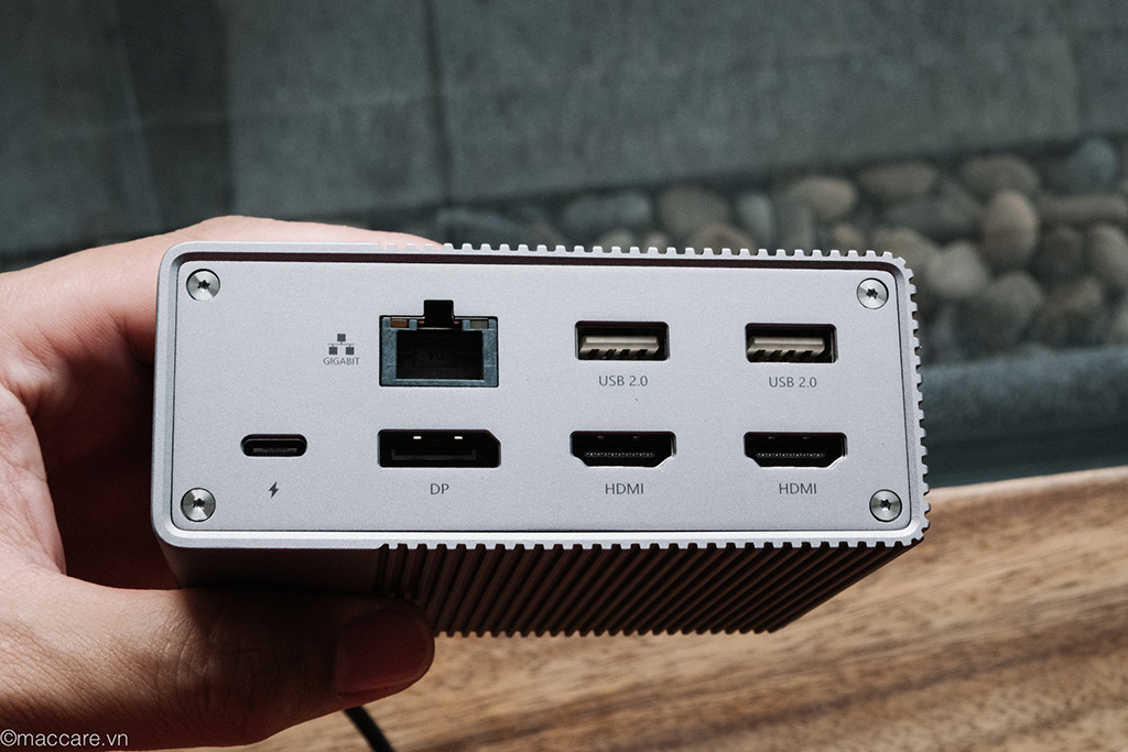 hub macbook hyperdrive gen 2 12 cổng kết nối