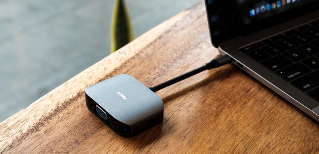 Cách kết nối MacBook với máy chiếu để thuyết trình hoặc màn hình ngoài