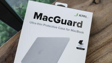 Mở hộp ốp Macbook Pro 2020 13inch JCPAL thiết kế mới, chất liệu cao