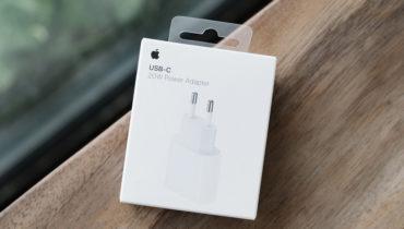 Củ sạc USB-C 20W đi kèm khi mua iPad Pro mới