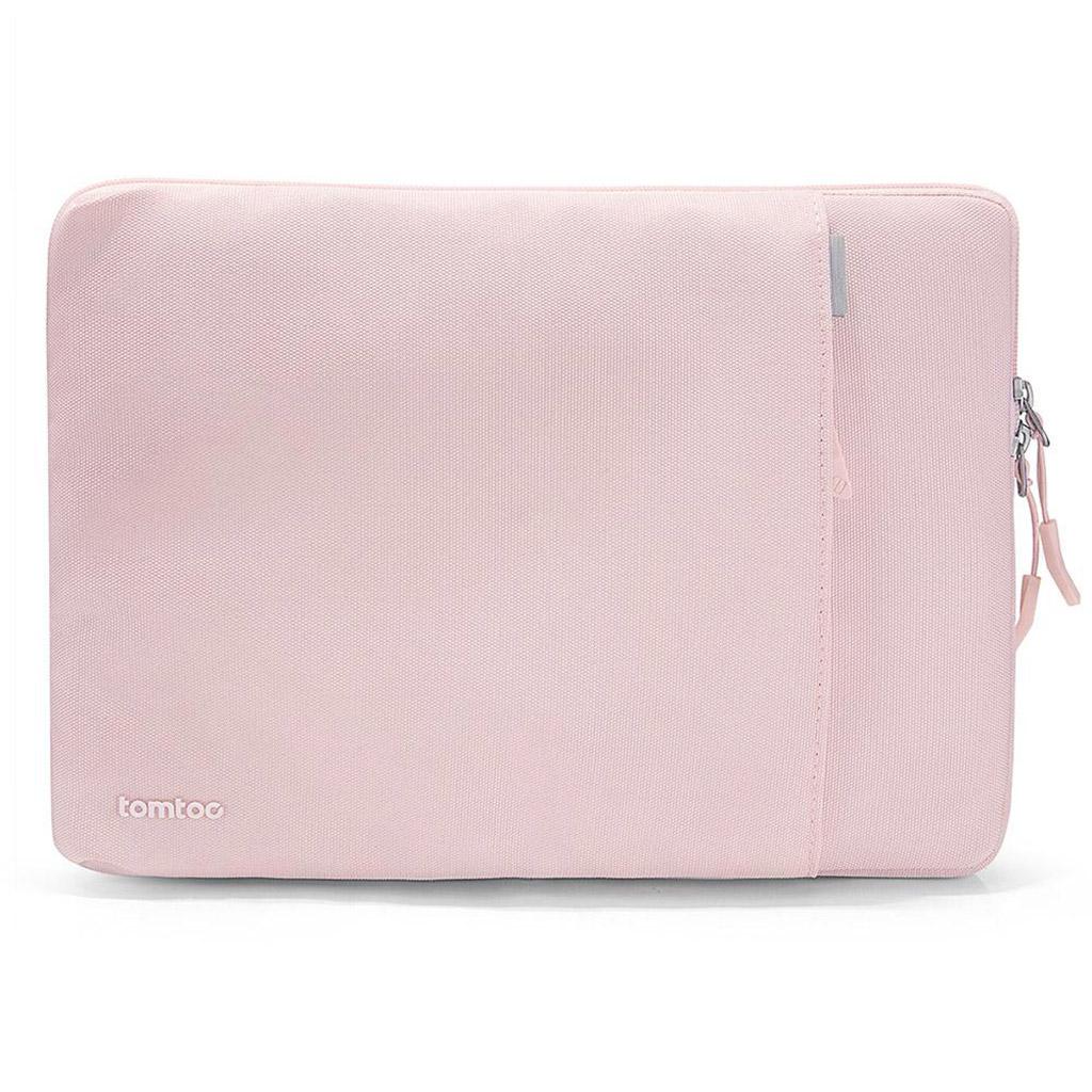 túi chống sốc macbook air 2020 màu hồng nhạt