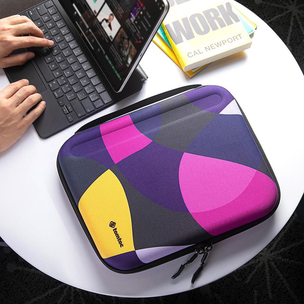 túi đựng ipad pro, samsung, surface chính hãng tomtoc