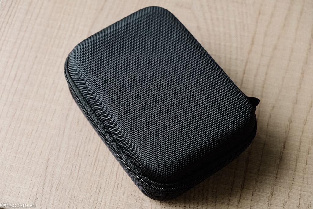 túi đựng phụ kiện macbook