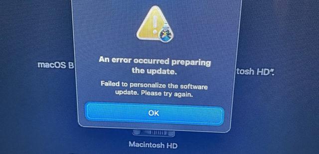 Apple hướng dẫn sửa lỗi cài đặt macOS trên máy Mac M1