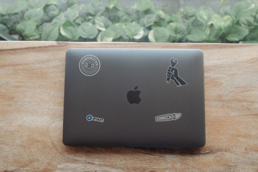 ốp macbook pro 2020 13inh, macbook pro 16inch màu carbon black