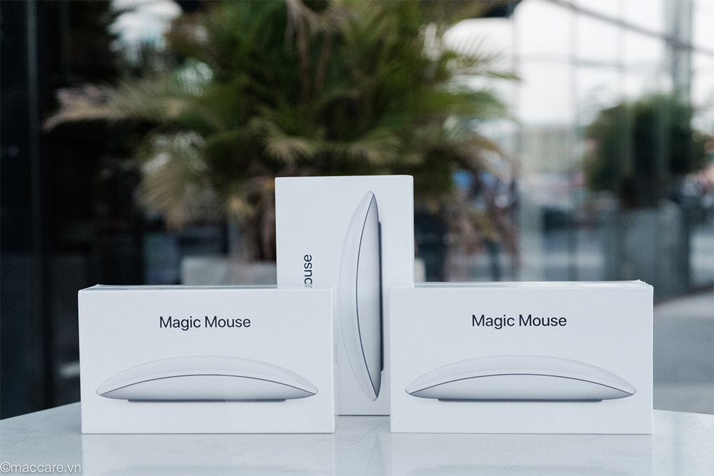 chuột macbook magic mouse 2 chính hãng