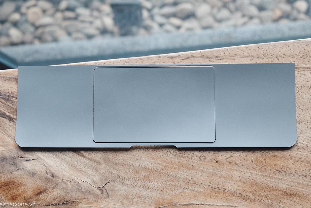dan ke tay macbook m1 gray mocoll