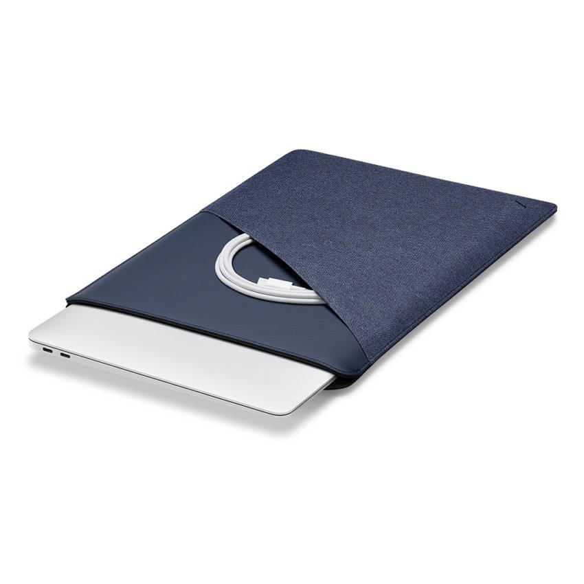 túi chống sốc native union stow slim macbook 13inch blue