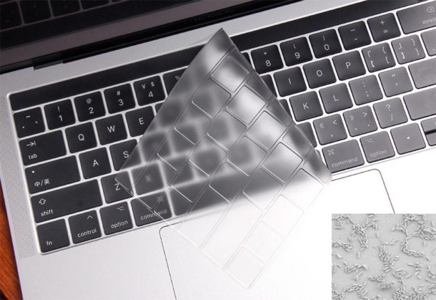 phủ phím macbook m1 phủ luôn touch bar