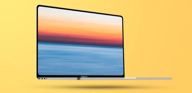 MacBook Pro 14inch màn hình Mini-LED sáng hơn với viền mỏng