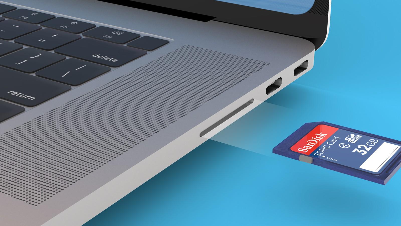 macbook pro 2021 thẻ nhớ sd, cổng hdmi