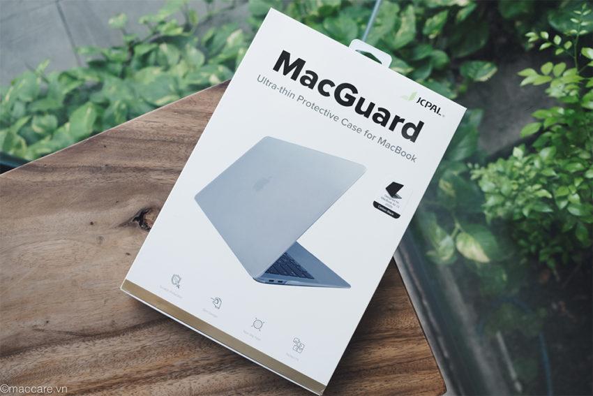 case macbook air m1 2021 chính hãng jcpal