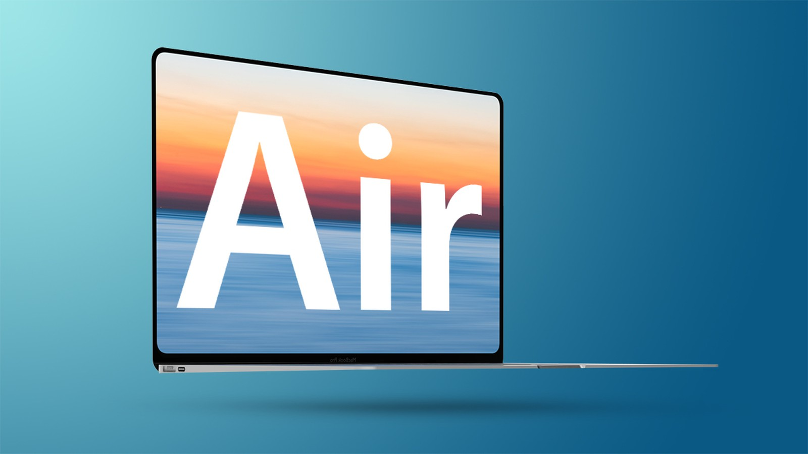 MacBook Air 2022 với màn hình Mini-LED