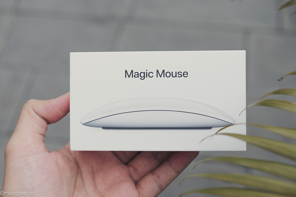 chuột macbook magic mouse 2 white