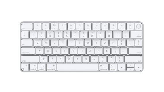 Apple bán bàn phím Magic Keyboard có Touch ID giá khởi điểm $149
