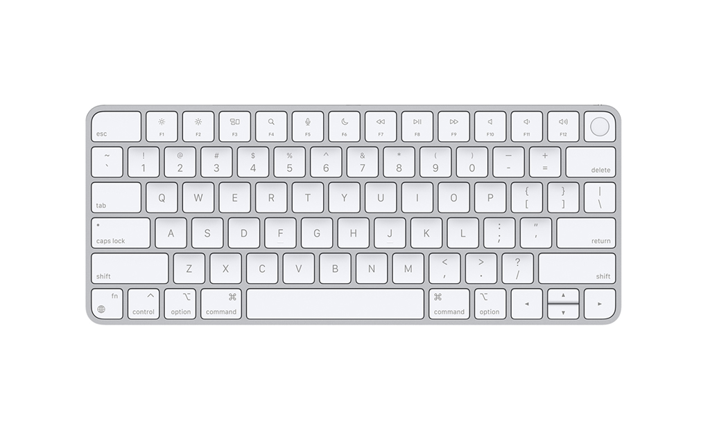 bàn phím magic keyboard touch id