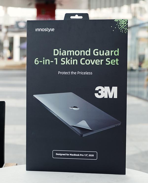 bộ dán macbook innostyle 3m 6in1