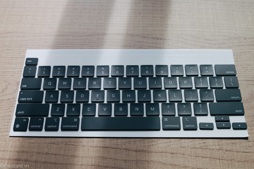 keycaps macbook pro 2020, 2021 m1