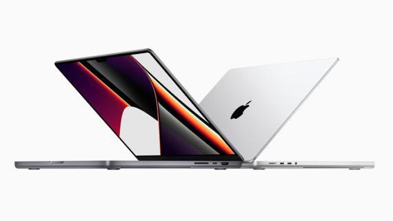 Apple ra mắt Macbook Pro 14inch, 16inch M1 Pro, M1 Max, thiết kế mới